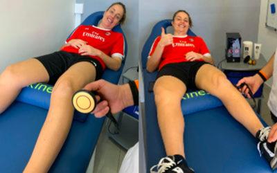 Sindrome del compartimento laterale del ginocchio