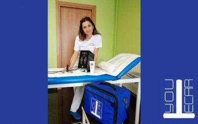 Cosa pensano i fisioterapisti della tecarterapia YouTecar: Dott.ssa Catalano Leonia